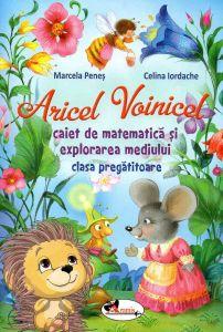 Caiet special de matematica si explorarea mediului pentru clasa pregatitoare (Aricel)