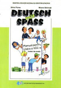 Limba germana L1. Manual pentru clasa a VIII-a Deutsch mit Spass