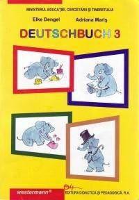 Limba germana materna, manual pentru clasa a III-a deutschbuch 3