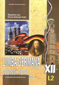 Limba germana L2. Manual pentru clasa a XII-a