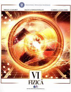Fizica manual pentru clasa a VI-a, autor  Mihaela Garabet