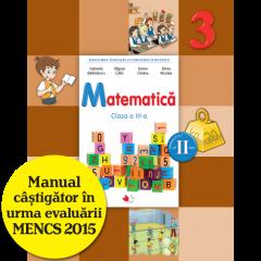 Matematica. Manual pentru clasa a III-a (semestrul II) (contine editie digitala)