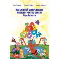 Matematica si explorarea mediului pentru clasa I