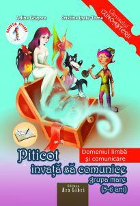 Piticot invata sa comunice 5-6 ani