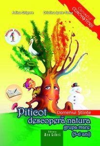 Piticot descopera natura 5-6 ani