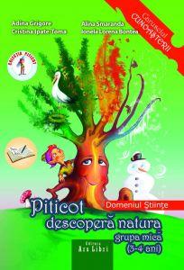 Piticot descopera natura 3-4 ani