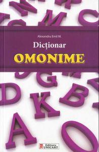 Dictionar de omonime