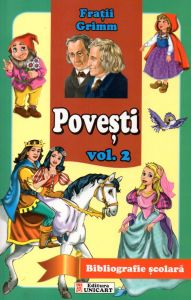 Povesti, vol. 2 - Fratii Grimm