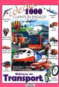 1000 cuvinte in engleza - Mijloace de transport