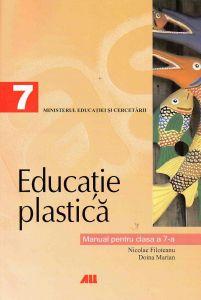 Educatie plastica manual pentru clasa a VII-a