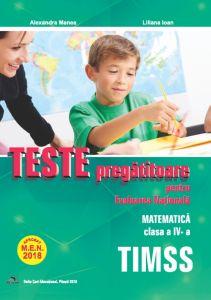 Teste pregatitoare evaluare nationala matematica TIMSS clasa a IV-a