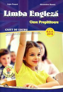 Caiet Limba Engleza clasa pregatiroare