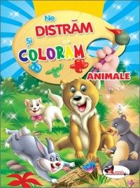 Ne distram si coloram - Animale