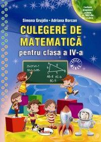 Culegere de matematica cls a IV-a, Grujdin