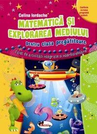 Matematica si explorarea mediului caiet de lucru clasa pregatitoare