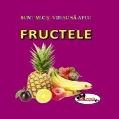 Fructele, pliante cartonate