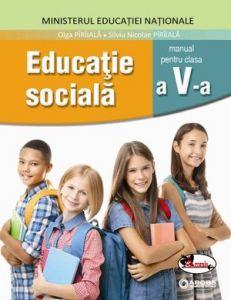 Educatie sociala, manual pentru clasa a V-a