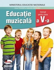 Educatie muzicala, manual pentru clasa a V-a