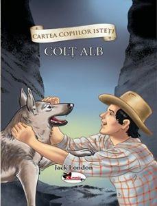 Colt alb - cartonata (Cartea copiilor isteti)