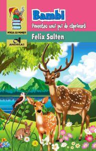 Bambi. Povestea unui pui de caprioara