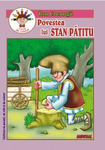 Povestea lui Stan Patitu - Ion Creanga - de colorat