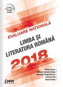 Evaluare nationala 2018. Limba si literatura romana