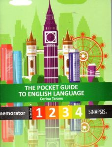 The pocket guide to English language - ghid de buzunar pentru clasele I - IV