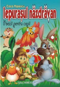 Iepurasul nazdravan - Coca Popescu (carte de poezii)