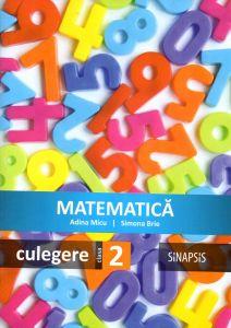 Culegere matematica clasa a II-a