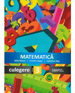 Culegere matematica clasa a III-a