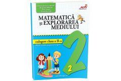 Matematica si explorarea mediului - Culegere - Clasa a II-a