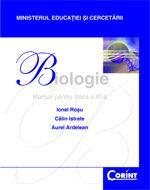 Biologie / Ardelean Manual pentru cls a-XI-a
