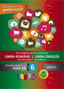 Ne pregatim de evaluare romana - engleza clasa a VI-a