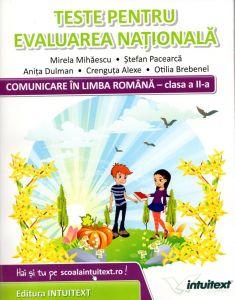 Comunicare in limba romana - clasa a II-a. Teste pentru evaluarea nationala