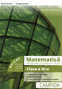 Matematica probleme si exercitii, teste, clasa a XI-a semestrul II. Profil tehnic