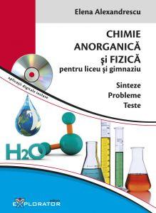 Culegere chimie anorganica si fizica pentru liceu si gimnaziu. Sinteze Probleme Teste