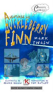 Aventurile lui Huckleberry Finn - editie bilingva romana engleza