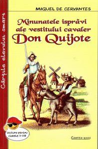 Minunatele ispravi ale vestitului cavaler Don Quijote