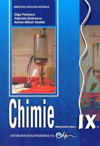 Chimie. Manual pentru clasa a IX-a - Olga Petrescu