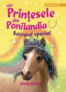 Printesele din Ponilandia. Secretul special (editie cartonata)