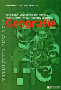 Geografie. Manual pentru clasa a-XI-a