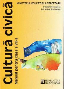 Cultura civica. Manual pentru clasa a VIII-a