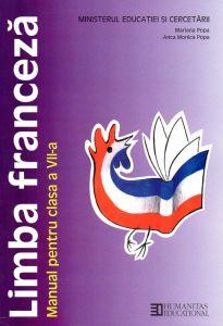 Limba franceza. Manual pentru clasa a VII-a
