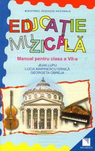 Educatie muzicala. Manual pentru clasa a VII-a