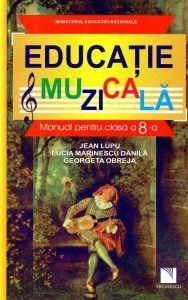 Educatie muzicala. Manual pentru clasa a VIII-a