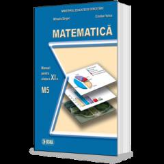 Matematica. Manual M5 pentru clasa a XI-a