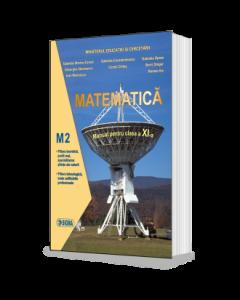 Matematica. Manual M2 pentru clasa a XI-a
