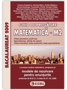 Ghid de pregatire pentru Bacalaureat la Matematica M2