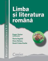 Limba si Literatura Romana / Simion Manual pentru cls a-X-a