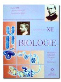 Biologie. Manual pentru clasa a XII - a